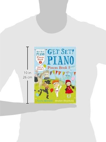Piano Pieces Book 2 (Get Set!)