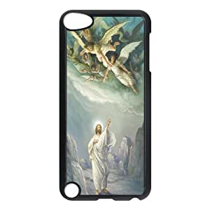 High Quality Phone Case FOR Ipod Touch 5 -Angel Bless Us-LiuWeiTing Store Case 17