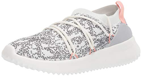 adidas Women's Ultimafusion, Cloud White/Grey/dust Pink, 11 M US - Adidas Womens Plush
