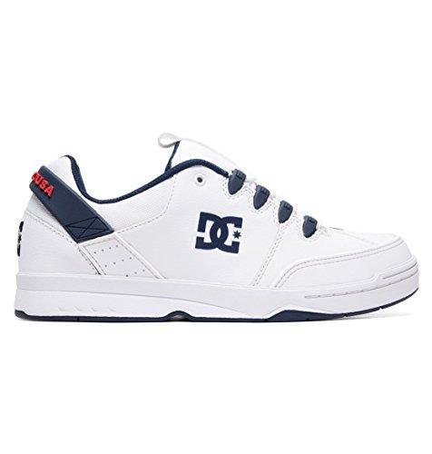 DC Shoes for 5 Syntax 48 Men Weiss Shoes Schuhe Männer EU pFqprR