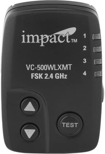 Impact VC-500WLXMT Wireless 2.4 GHz Transmitter for VC-500WL Monolight