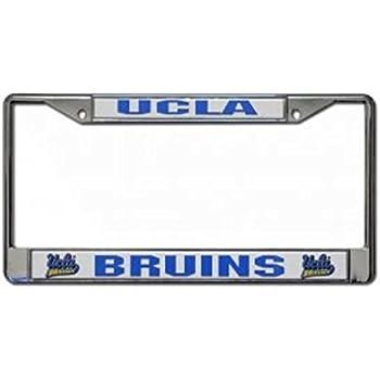 Amazon.com: Ucla University California Los Angeles Car License Plate ...