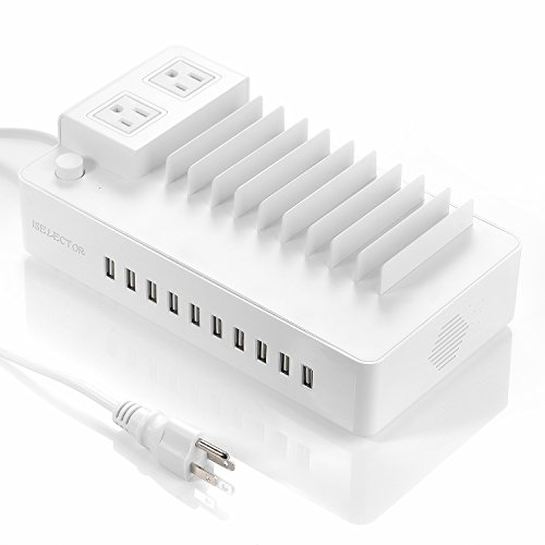 ISELECTOR 10 Port Charging Multiple 2 Outlet product image
