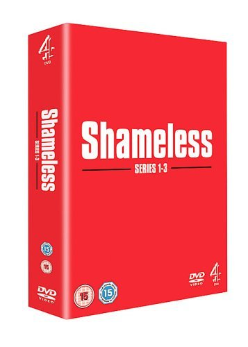 Shameless 1-3 Box Set [DVD] by Gerard Kearns B01I071XNW