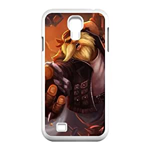 Samsung Galaxy S4 9500 Cell Phone Case White League of Legends Vandal Gragas Igug