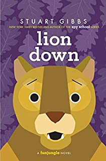 Book Cover: Lion Down