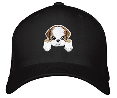 - Cute Dog Face Hat - Choose Your Breed! (Shitzu)