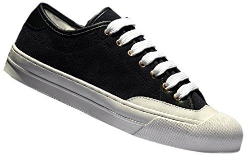 Blacklabel Pp2014 Prime Sneakers Fatte A Mano Blu Navy 9 / Uomo 8