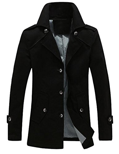 Cotton Twill Trench - 9