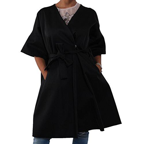 Imperial - Abrigo - para mujer negro