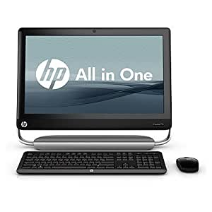 "HP 7320 AIO - Ordenador All In One, Pantalla Táctil 21.5"", Intel Core i3 i3-2120, 500 GB Serial ATA II, 4 GB DDR3-SDRAM, color negro"
