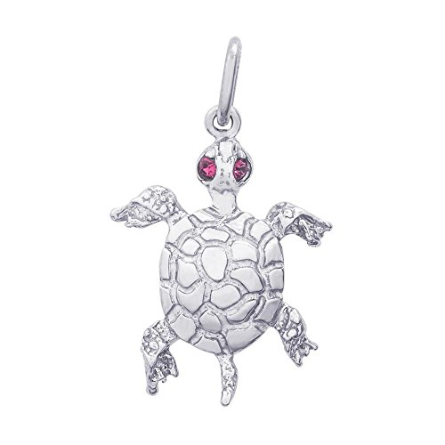Rembrandt Charms Turtle Charm -