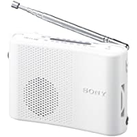 SONY FM / AM Handy Portable Radio ICF-51/W