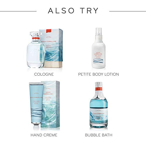 Thymes - Aqua Coralline Home Fragrance Mist - Relaxing Beach Scented Room Spray - 3 oz by Thymes (Image #4)