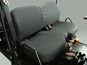 Amazon Com John Deere Hd Xuv Gator Front Bench Seat Cover