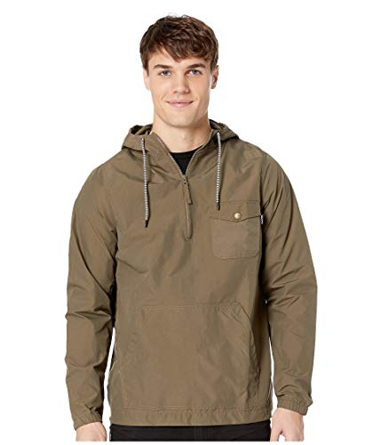 Denison Jacket - Dakine Men's Monterey Wind Resistant Jacket, Tarmac, L