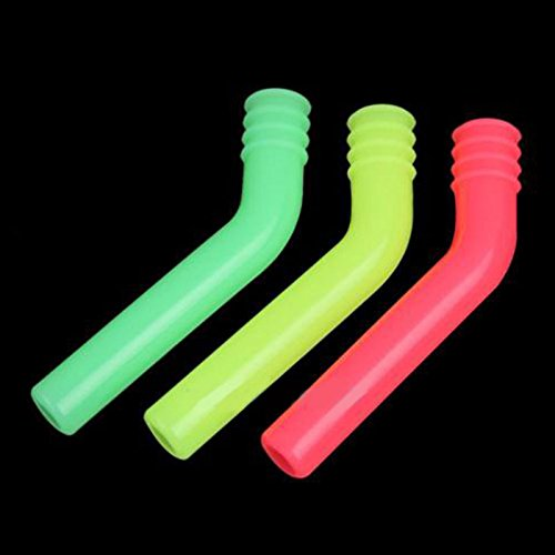 CZXC Silicone Exhaust Extension Tube Pipe For RC HSP 1:8 Nitro Model Car 85789
