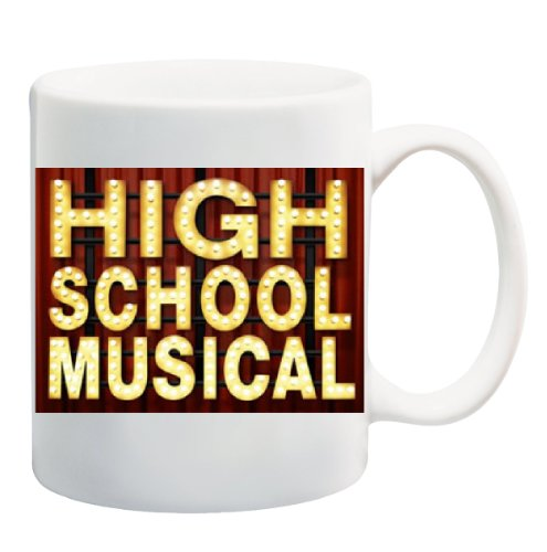 HIGH SCHOOL MUSICAL Mug Cup - 11 ounces (Channel Coffee Cup compare prices)