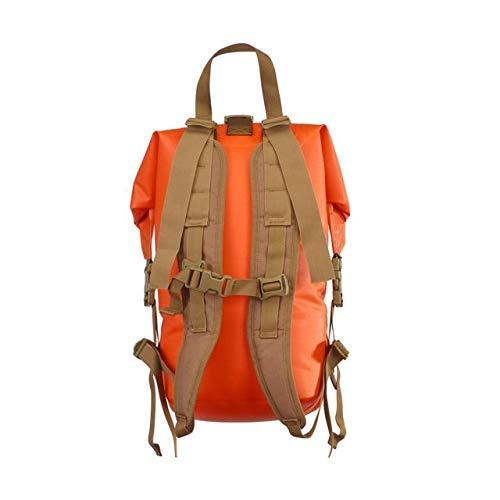 (Watershed Big Creek Waterproof Backpack, Orange)