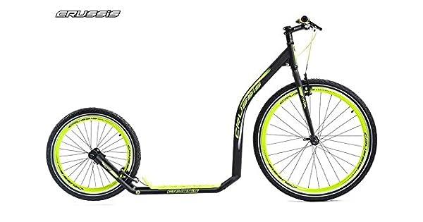 Amazon.com: Adulto kick scooter, patada bicicleta crussis ...