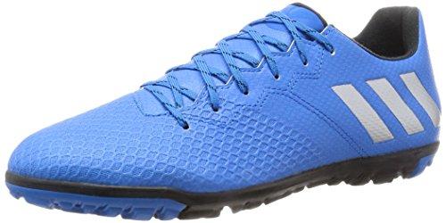 adidas Messi 16.3 Tf, Botas de Fútbol para Hombre Azul (Azuimp / Plamat / Negbas)