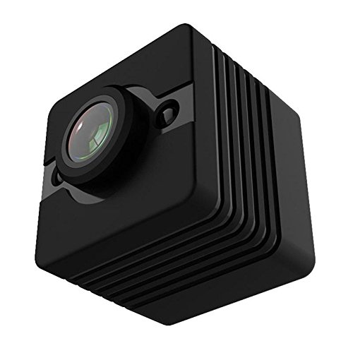 TOOGOO SQ12 Mini camara resistente al agua HD 1080P DVR Lente Camaras de video deportivas Gran angular Videocamara MINI PK SQ8 SQ9 Q11: Amazon.es: ...