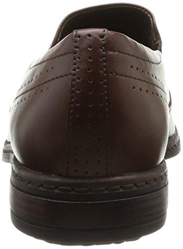 Josef Seibel - Sneaker 28115 Uomo, Marrone (Marron (Brasil)), 41