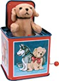 : Puppy Mini Jack In the Box by Schylling