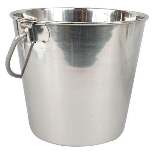 Stainless Steel Bucket Pail 1 Quart Buy Online In Uae