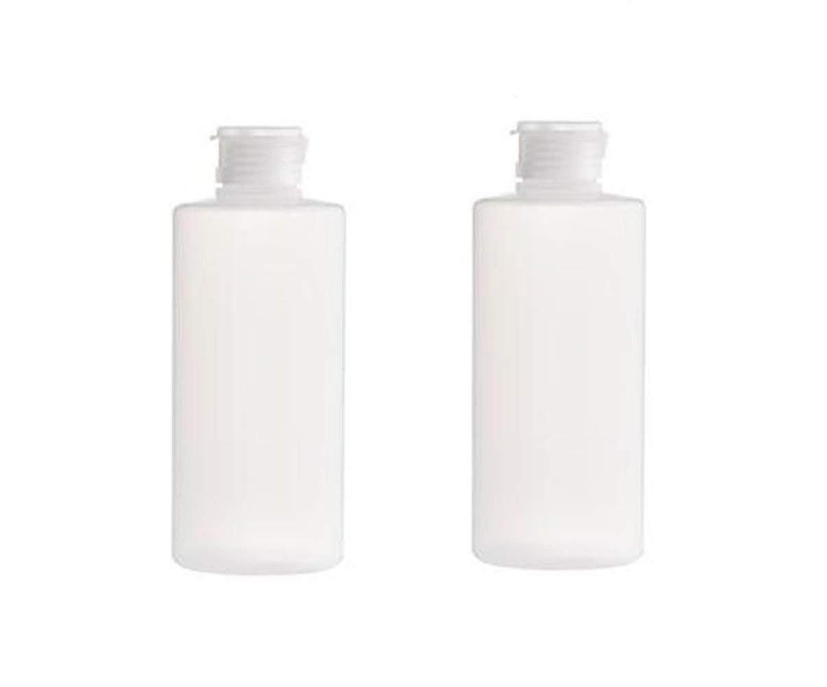 Confezione da 2100ml/200ML/400ML trasparente vuoto da viaggio ricaricabile PE plastica morbida tubi bottiglia emulsione imballaggio di make up cosmetici contenitore ericotry