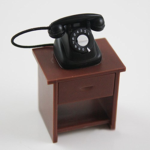 Odoria 1 12 miniature vintage japanese living room for B m living room accessories