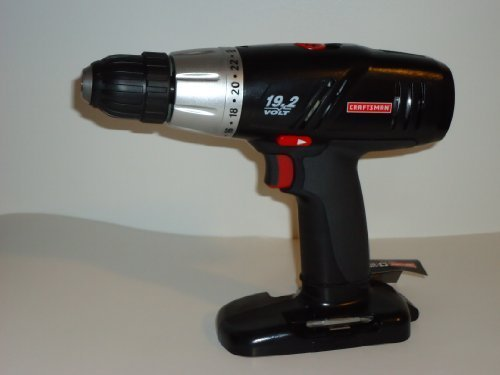 Craftsman 19.2 volt 3/8-Inch Drill 315.115510 (Bare Tool, No Battery Or Charger)