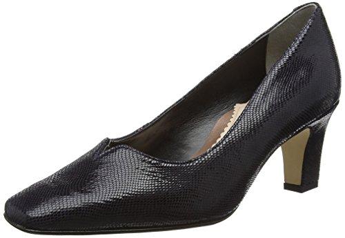 Van Dal 2099, Zapatos de Tacón Mujer Azul (Midnight)
