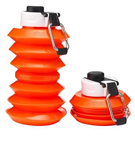 Ohyo 1000ml Collapsabottle Bottle Orange product image