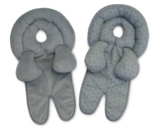 Boppy Infant to Toddler Head and Neck Support, Grey
