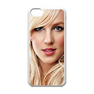 iPhone 5c Cell Phone Case White Britney Spears I8272298