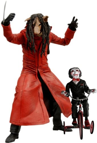 Cult Classics Jigsaw - Neca - Cult Classics Hall of Fame série 2 figurine Jigsaw Killer (Saw 3