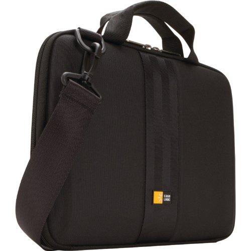 Reef Black Bag - Case Logic QTA-110 9 to 10.2-Inch Semi-Rigid Kindle Fire HD/iPAD/2/New iPAD 3rd Generation Tablet Attache' (Black)