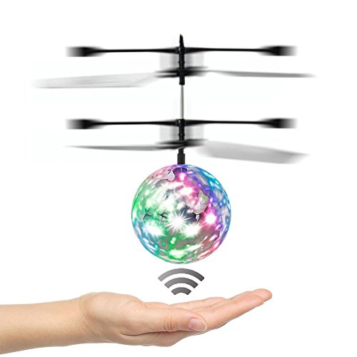 Speed-RunningRC-ToyWEKITY-Mini-Flying-BallRC-Drone-Helicopter-Ball-with-LED-Shinning-Flashing-Lighting-Built-in-Disco-Music-for-Kids-Teenagers