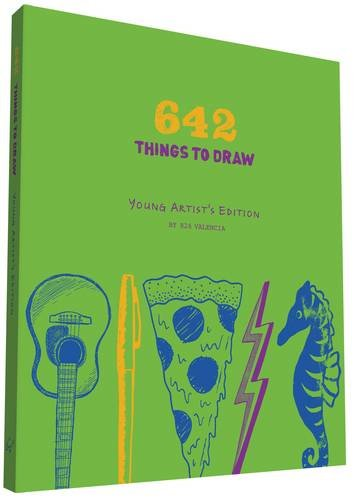 642 Things to Draw: Young Artist's (Tween Gift Ideas 2016)