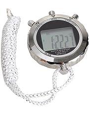 Broadroot Chronograaf Metaal Digitale Timer Stopwatch Sport Counter Waterdichte Stopwatch