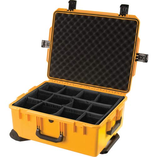iM2720 Storm Trak Case with Padded Dividers (Yellow) [並行輸入品]   B07MMJPMT5