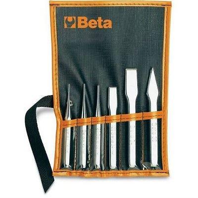 Betaツール000380006 38 / b6ピンパンチ切断のセット6 in Carry財布N 30 2 / 3 mm、N 32 4 mm、N 34 125 / 150 mm、N 36 150 mm by Betaツール B01DUO6TAM
