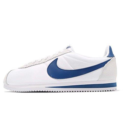 (ナイキ) クラシック コルテッツ ナイロン メンズ ランニング シューズ Nike Classic Cortez Nylon 807472-102 [並行輸入品]