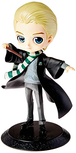 Action Figure Harry Potter - Draco Malfoy Qposket B Bandai Banpresto