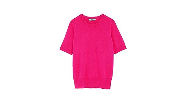 Zara - Camisas - para mujer Rosa rosa X-Large: Amazon.es: Ropa