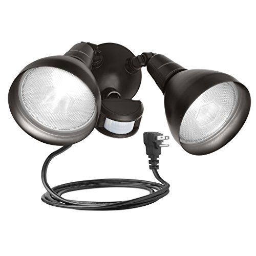 Outdoor Security Light With Plug in US - 3