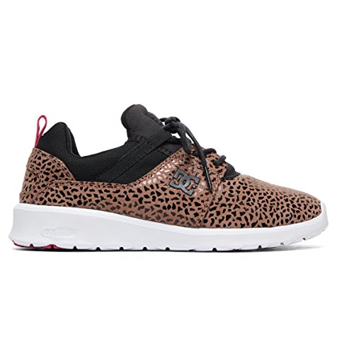 Shoes Se Mujer Cheetah Para Zapatillas Print Dc Heathrow UdPUq