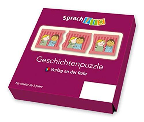 Geschichtenpuzzle - Set 1 (Sprachfix - Spiele zur Sprachförderung)