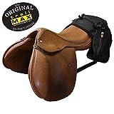 TrailMax English/Endurance Horse Saddle Bag for